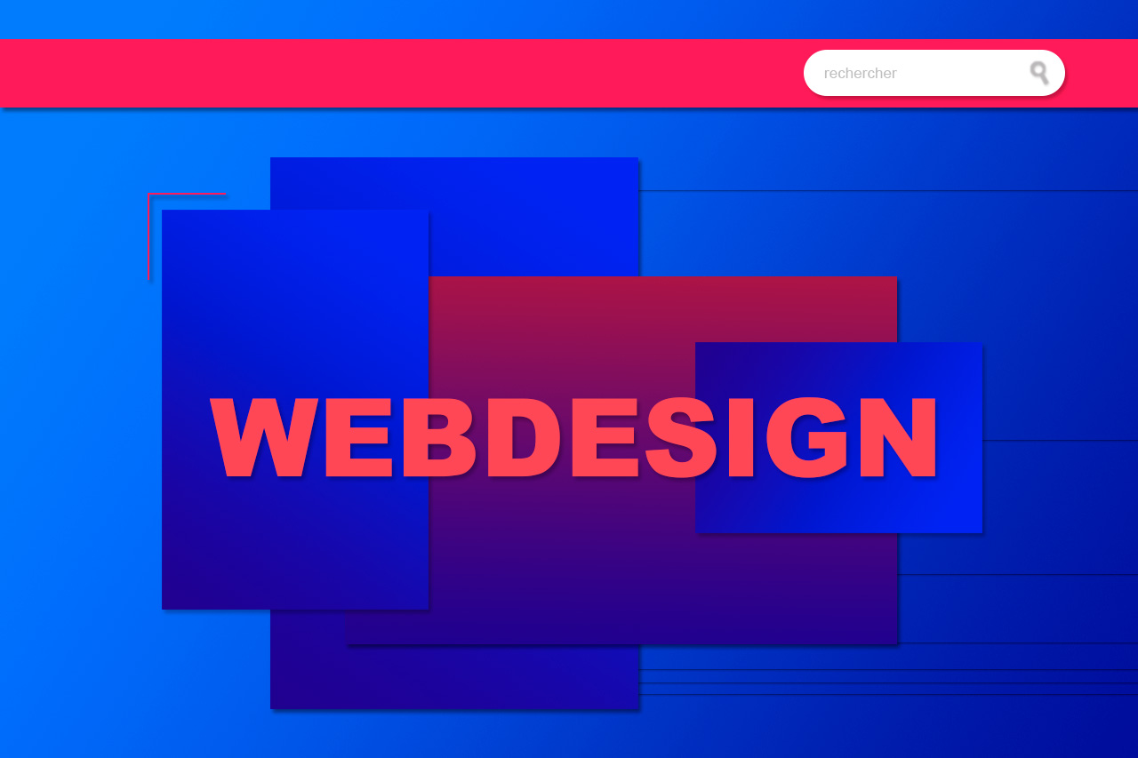 webdesign tendances 2018 2019