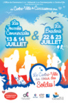 Affiche Braderie OCAC Carcassonne